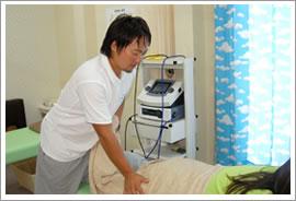 診療の流れ・施術